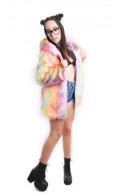 Rainbow Blend Jacket