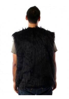 Men's Fur Vest