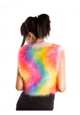 Rainbow Blend Vest