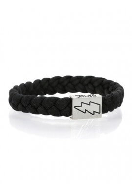 Electric Black Bracelet