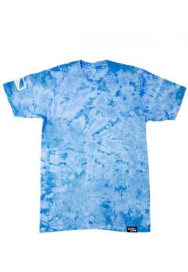 Blue Original Tie-Dye Tee