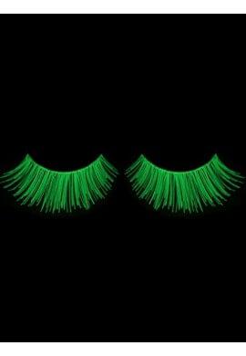 Glow-in-the-dark Eyelashes