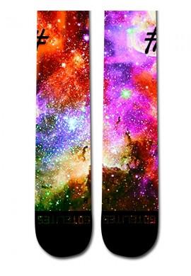 66 Galaxy Socks
