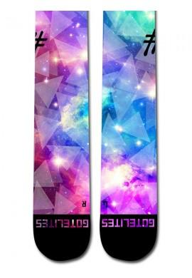 Prism Galaxy Socks