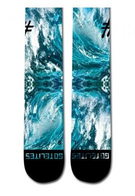 Waves Socks