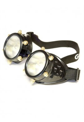Black Bolt Diffraction Goggles
