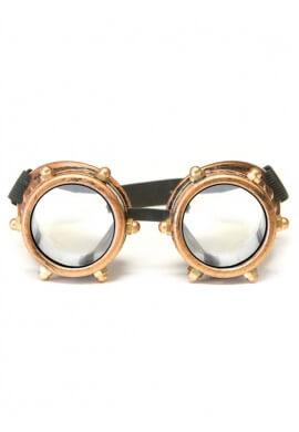 Copper Bolt Diffraction Goggles