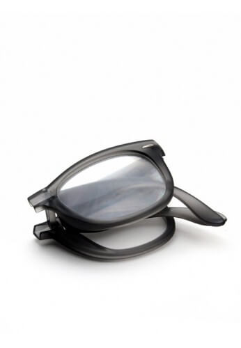 Charcoal Foldable Diffraction Glasses