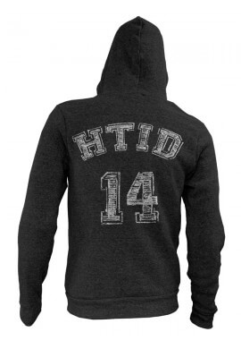 Charcoal HTID Pullover Hoodie