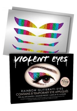 Rainbow Glitteratti Eyes