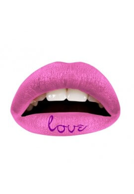Pink Love Lip Applique