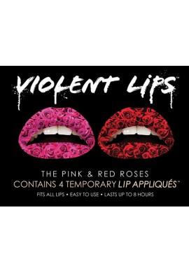 Roses Lip Applique