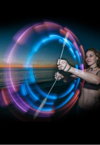 Flowtoys Flowlight Crystal Poi