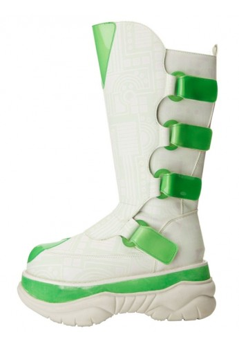 Glowing Circuit Neptune Boots