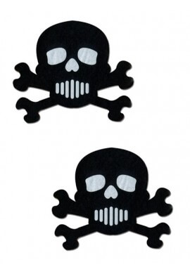 Black Skull Pastease