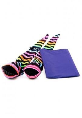 Aurora Sock Poi