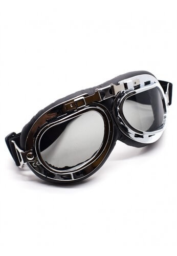 Smoke Motorcycle Goggles