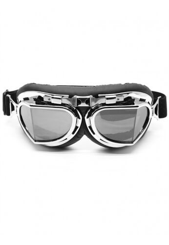 Smoke Aviator Goggles