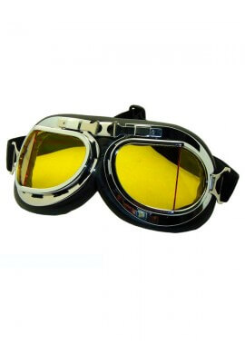 Yellow Dust Goggles
