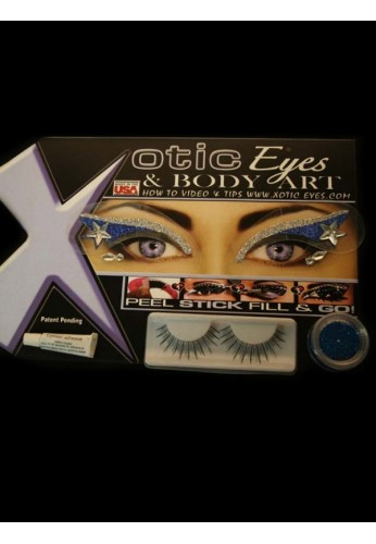 Cowgirls Eyes Kit
