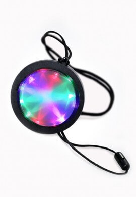 Plasma LED Necklace