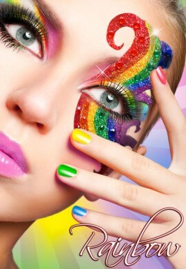 Rainbow Mask Kit