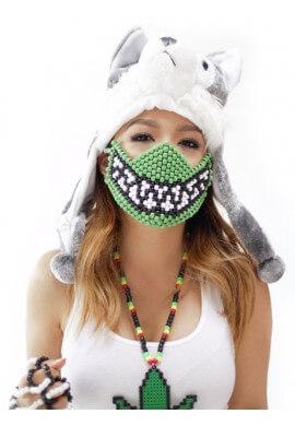 Feed Me Kandi Mask