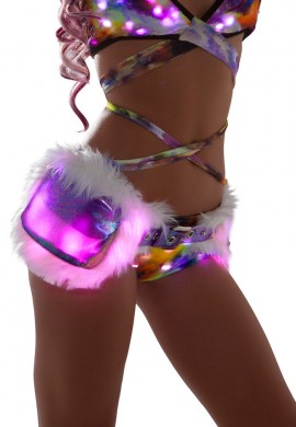 White and Purple LED Pack