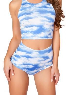 Cloud High Waist Shorts