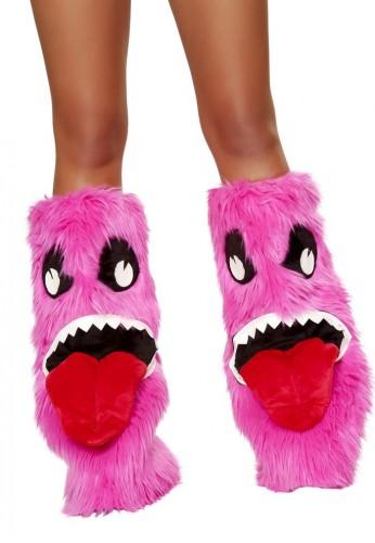 Pink Monster Fluffies