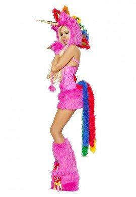 Pink Unicorn Costume