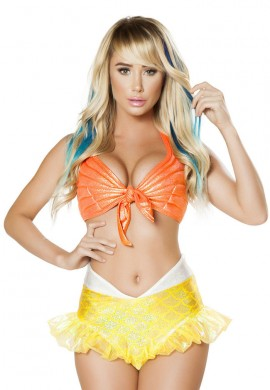Bright Mermaid Outfit