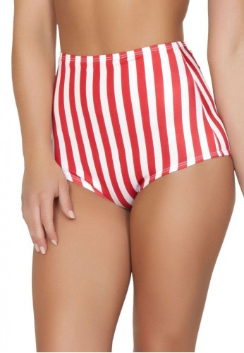 American Flag High Waisted Shorts