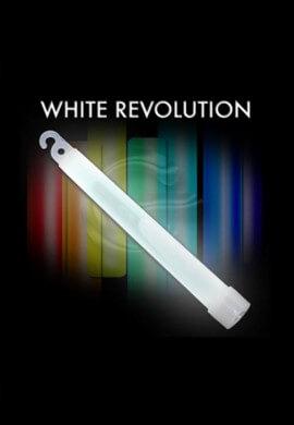 white glow sticks