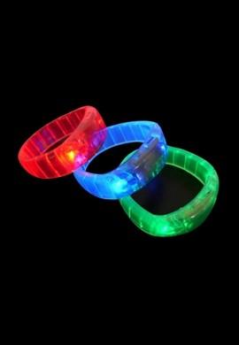 LED Click Bracelet