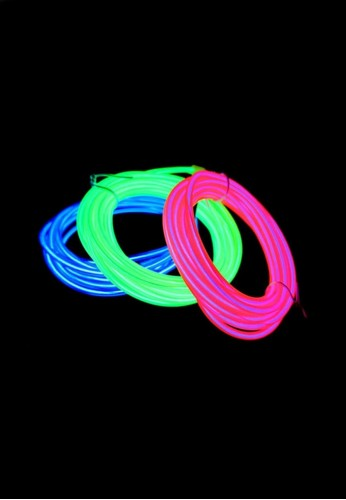 7 Foot EL Wire Kit | 7\' Electroluminescent Wire Kits at RaveReady