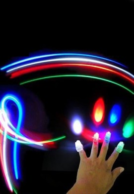 LED Finger Beams