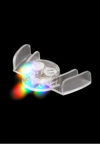 Flashing LED Mouth Guard