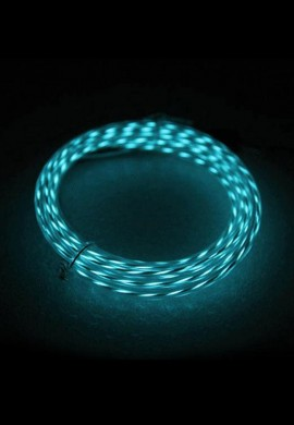 Aqua Motion EL Wire - 6.5ft.