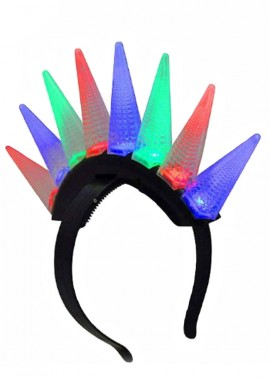 LED Spike Mohawk