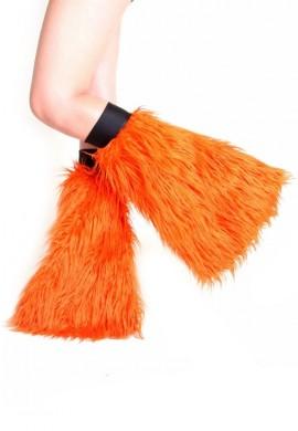 Orange Fluffies