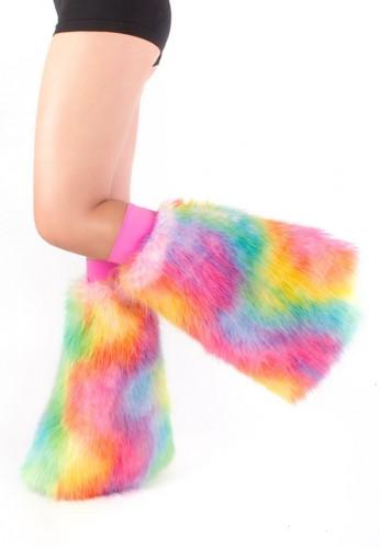 Rainbow Blend Fluffies