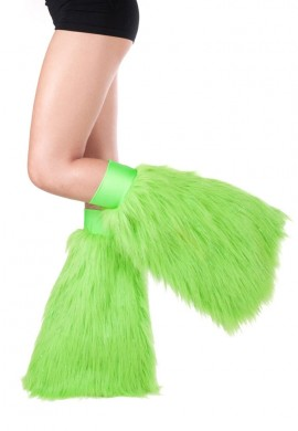 Green Sparkle Fluffies