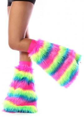 Rainbow Fluffies