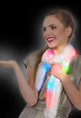 LED Light Up Scarf