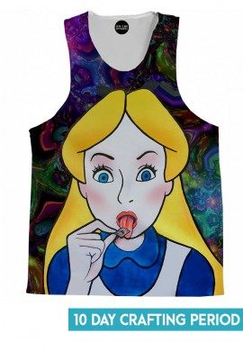 Alice In Wonderland LSD Tank Top