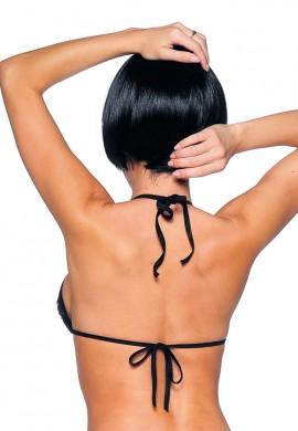 Black Lace Tri Top