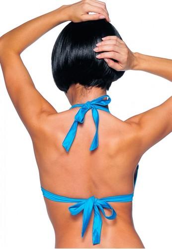 Turquoise Twist Top
