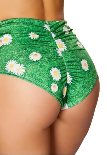 Daisy High Waisted Shorts