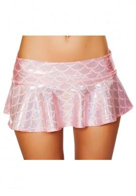 Pink Mermaid Dance Skirt